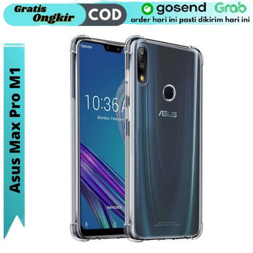 Foto Produk Case Asus Zenfone Max Pro M1 Softcase Anti Crack dari aksesorishp888