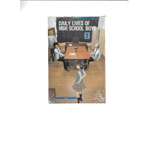 Foto Produk DAILY LIVES OF HIGH SCHOOL BOYS 2 -UR dari Toko Buku Uranus