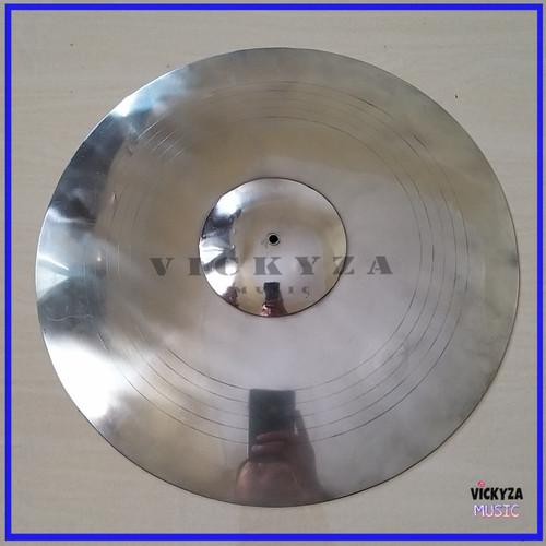 Foto Produk Simbal cymball 14 inch Stainless monel putih dari Vickyza