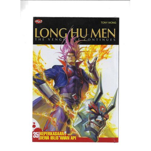 Foto Produk LONG HU MEN - THE VENGEANCE CONTINUES 35 -UR dari Toko Buku Uranus