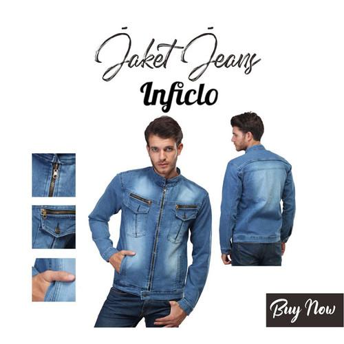 Foto Produk Jaket Pria / Jaket Jeans Pria / Jaket Premium Pria - SPI 436 dari adhelia Online SHOP