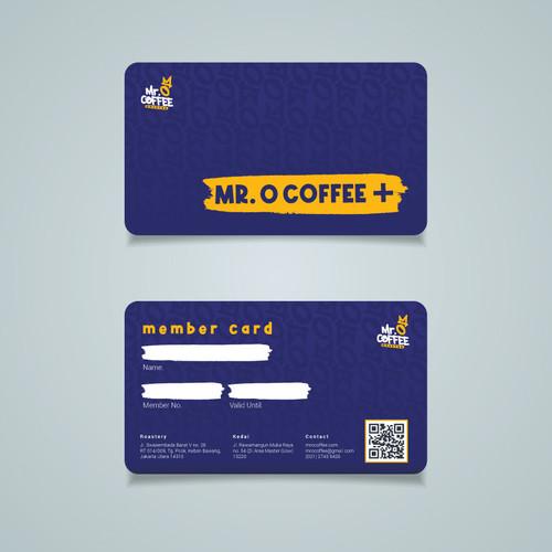 Foto Produk MEMBERSHIP MR O COFFEE + dari Mr. O Coffee