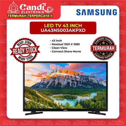 Foto Produk LED TV SAMSUNG 43 INCH UA43N5003AKPXD dari Candi Elektronik Solo