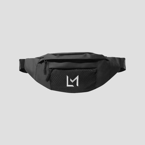 Foto Produk Waistbag Lemiere LMWB01 Hitam, KUALITAS PREMIUM dari Lemiere