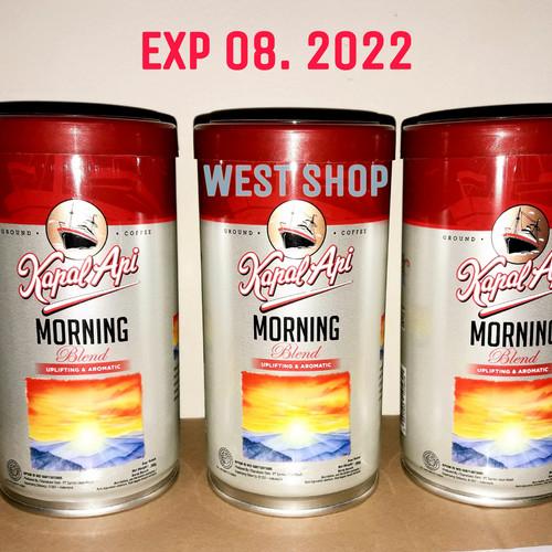 Foto Produk KAPAL API MORNING BLEND HALUS 200gr dari West Shop Jkt
