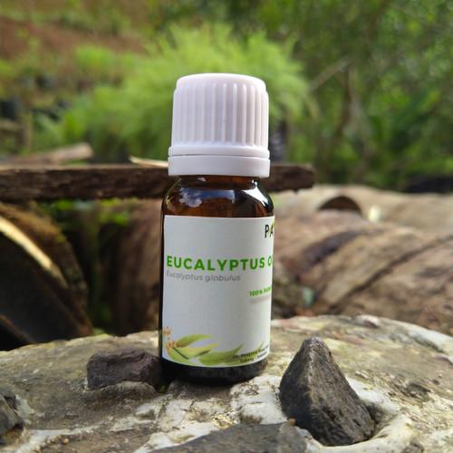 Foto Produk 10 ml sampel - minyak ekaliptus / eucalyptus oil - eucalyptus globulus dari pavettia essential oil