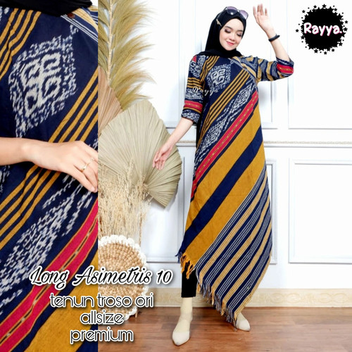Foto Produk tunik tenun frezza ori dari Jivan Batik