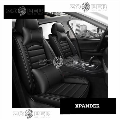 Foto Produk SARUNG JOK MOBIL XPANDER ULTIMATE SPORT EXCED CROS - MODEL A, OSCAR dari Zoopermoon Premium Seat Cover
