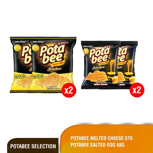 Foto Produk Potabee Selection Package dari Wings Official Store