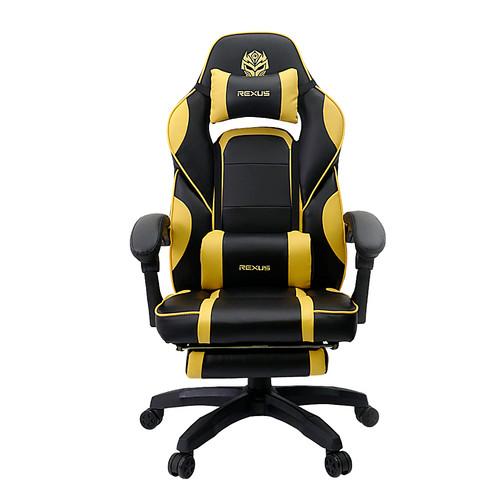 Foto Produk KURSI GAMING REXUS RGC-R60 / R60 Gaming Chair - Kuning dari Techno Computer Bali
