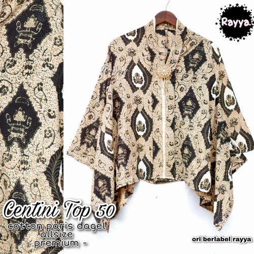 Foto Produk blus kartini batik java encim dari Jivan Batik