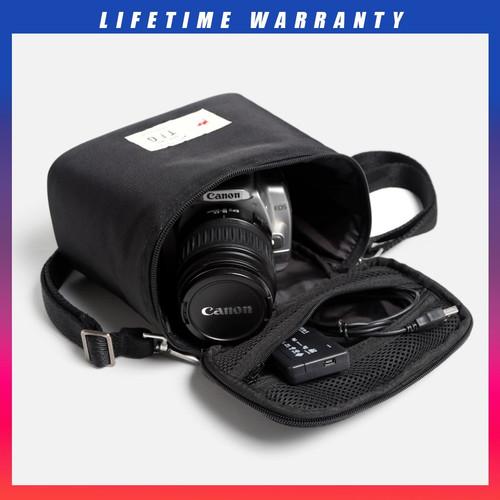 Foto Produk Camera Bag Tas Kamera Austin 401 Black dari TFG (Taylor Fine Goods)