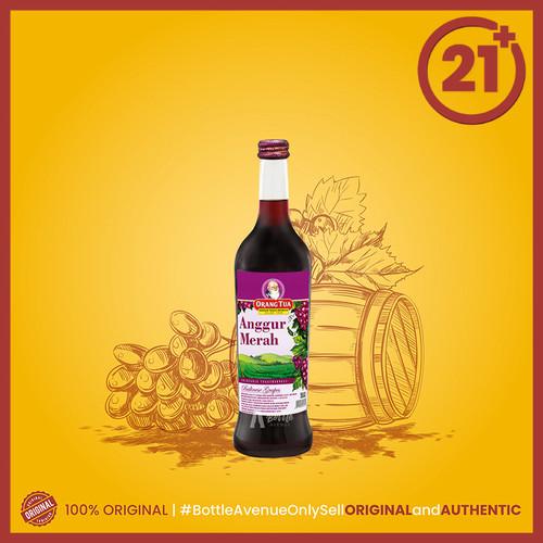 Foto Produk Anggur Merah Cap Orang Tua 14.7% 275 ml dari Bottle Avenue