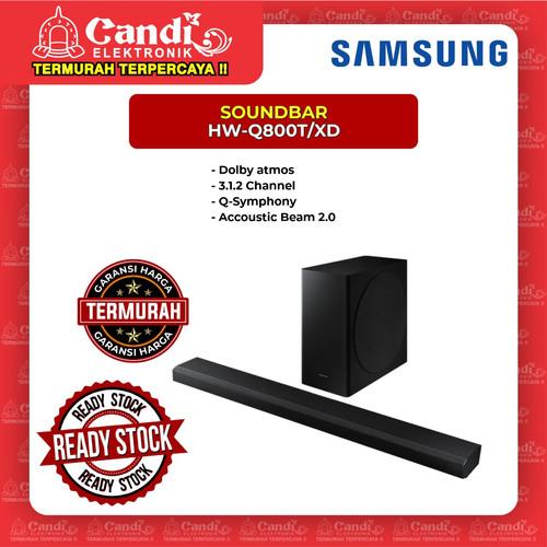 Foto Produk SOUNDBAR SAMSUNG HW-Q800T/XD dari Candi Elektronik Solo