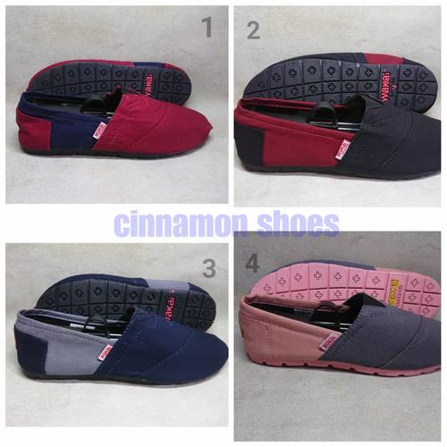 Foto Produk sepatu wakai slip on pria wanita dari CinnamonShoes