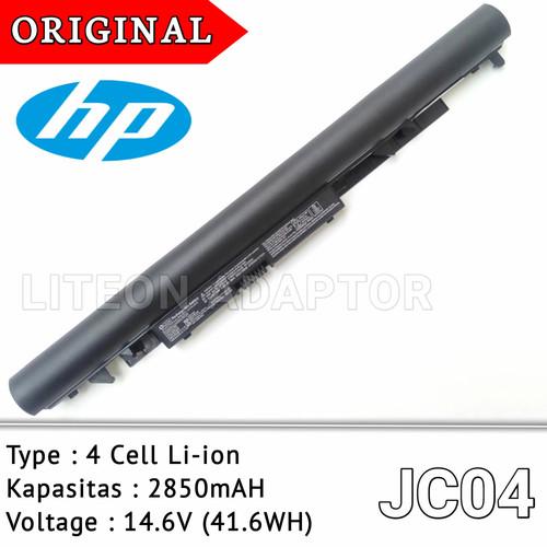 Foto Produk Baterai Original Laptop HP JC04-JC03 919701 - 850919700 - 850 dari LITEON ADAPTOR