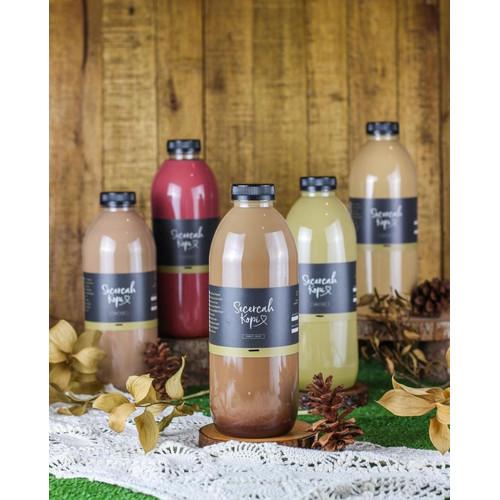Foto Produk Kopi Susu 1 liter - Original dari SecercahKopi