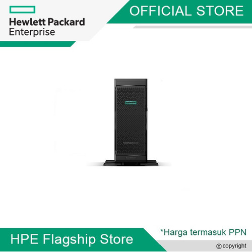 Foto Produk ML350 G10 4114 - 2P (20 CORE), 64GB, 2x SSD 960, 2x 1.2 SAS, RW, RPS dari HPE Flagship Store