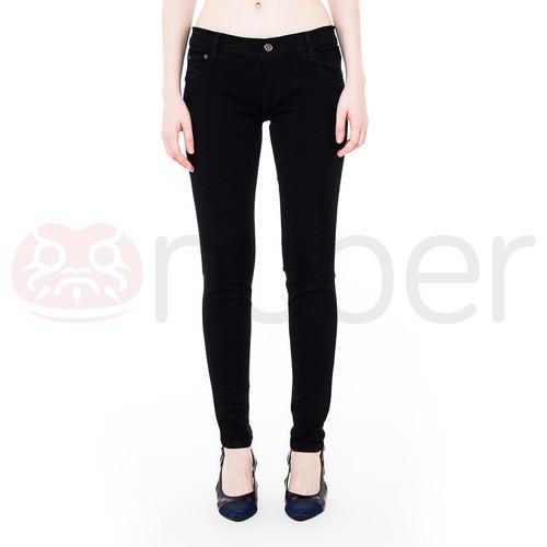 Foto Produk Celana Panjang Jeans Pensil Wanita Skinny HItam stretch Nuber-Dahlia - 31 dari nubersupply