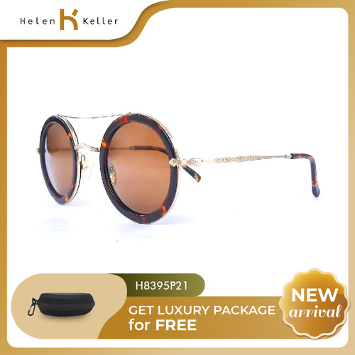Foto Produk HELEN KELLER - Kacamata Fashion Wanita -Anti UV - Polarized - H8395P21 dari Helen Keller Official