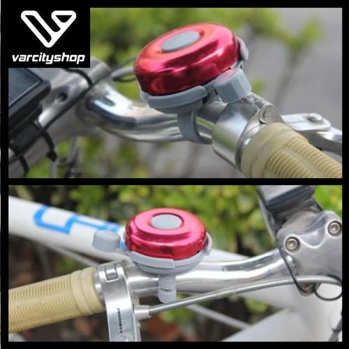 Foto Produk Bel Sepeda Bulat TB2 Klakson Sepeda Bike Bicycle Lonceng Bell dari varcityshop