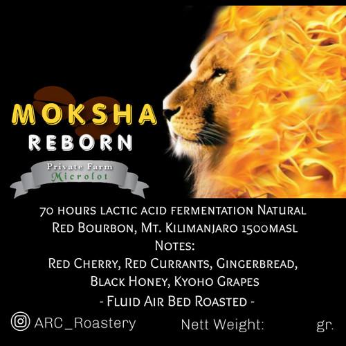 Foto Produk MOKSHA Reborn Coffee beans 250gr dari Toko Rok Presso