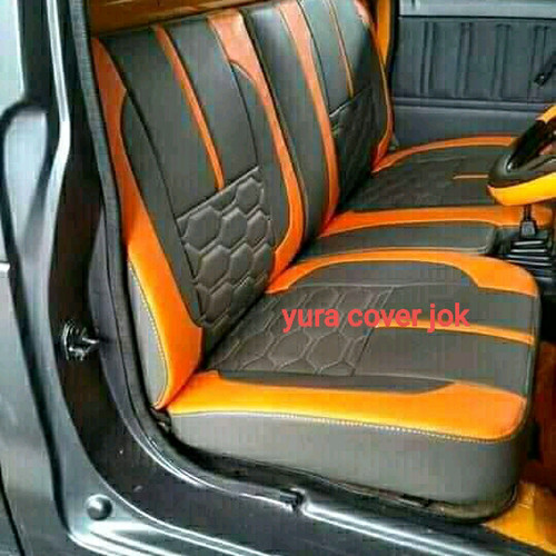 Foto Produk sarung jok mobil ss carry futura dari yura cover jok