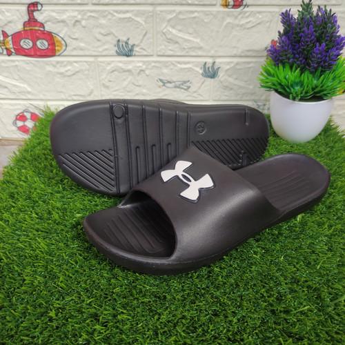 Foto Produk Sandal Slip On Under Armour Sandal Slip on Karet Pria dan Wanita - 41 dari Saraoriginalshop
