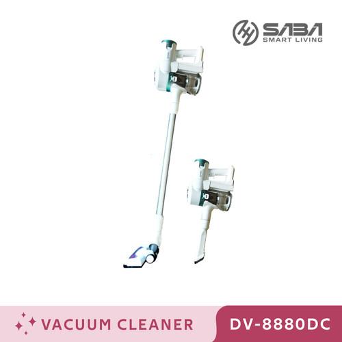 Foto Produk SABA Vacuum Cleaner / Alat Penyedot Debu Multicyclone DV-8880DC dari Rajaindotools