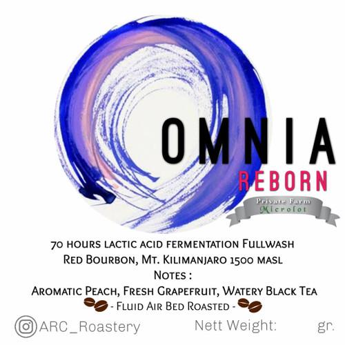Foto Produk OMNIA Reborn Coffee Beans 250gr dari Toko Rok Presso