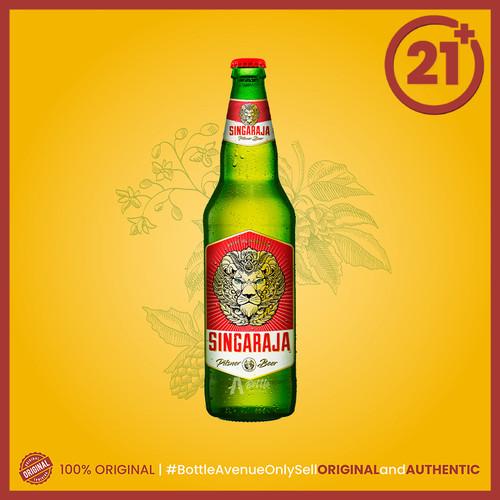 Foto Produk Singaraja Pilsner Beer 620 ml dari Bottle Avenue