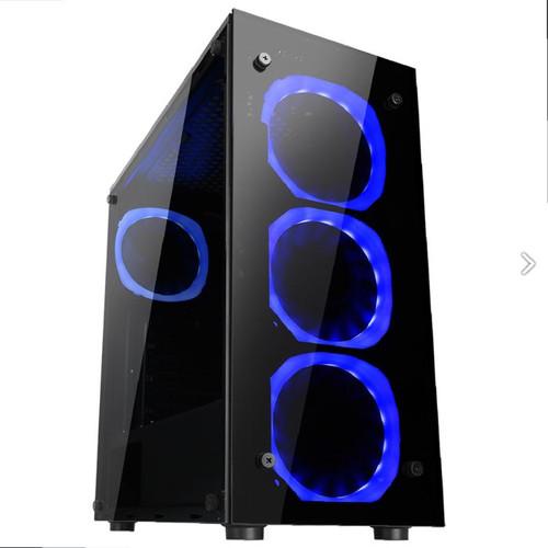 Foto Produk PC Rakitan Gaming i5 3470 + GTX 1050 Ti Siap Game Berat! - 8GB/120GB dari Market Computer