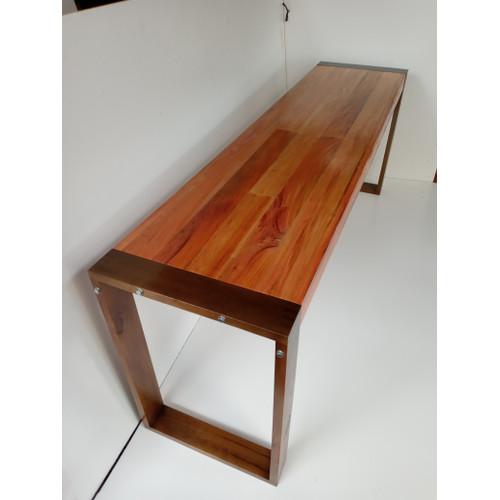 Foto Produk Meja kerja / meja makan / Meja belajar - 100x50x75 dari JB kerajinan kayu