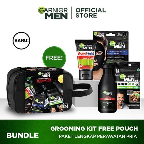 Foto Produk Garnier Men Must Haves Grooming Kit dari Garnier Men