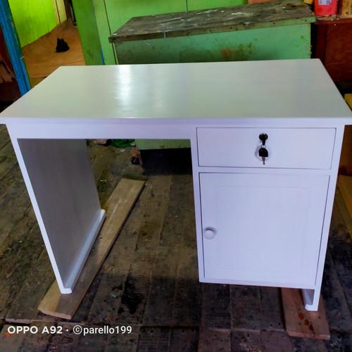 Foto Produk meja kantor kayu jati dari UD.Sabar Jaya Meubel