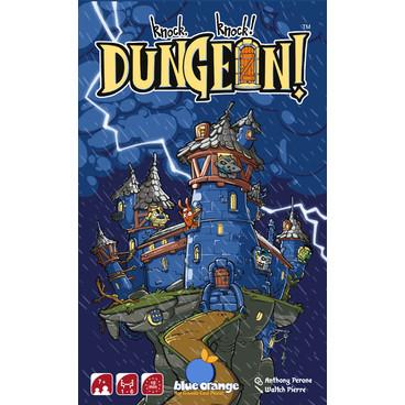 Foto Produk Knock, Knock! Dungeon! ( Original ) Board Game Store - TBG dari Toko Board Game