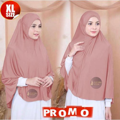 Foto Produk jilbab instan jumbo jersey - DUSTY dari Hijab Azza Official
