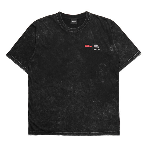 Foto Produk INSRGT - High Angel Washed Tshirt Black - L dari Insurgent Club