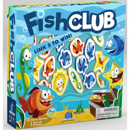 Foto Produk Fish Club ( Original ) Board Game - TBG dari Toko Board Game