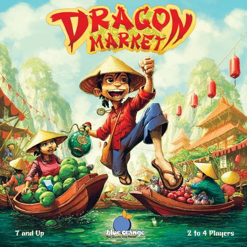 Foto Produk Dragon Market ( Original ) Board Game - TBG dari Toko Board Game