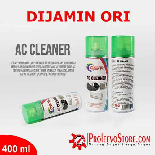 Foto Produk Cairan Pembersih AC Mobil / AC Rumah GST52 AC Cleaner 400ml dari Proleevo Store