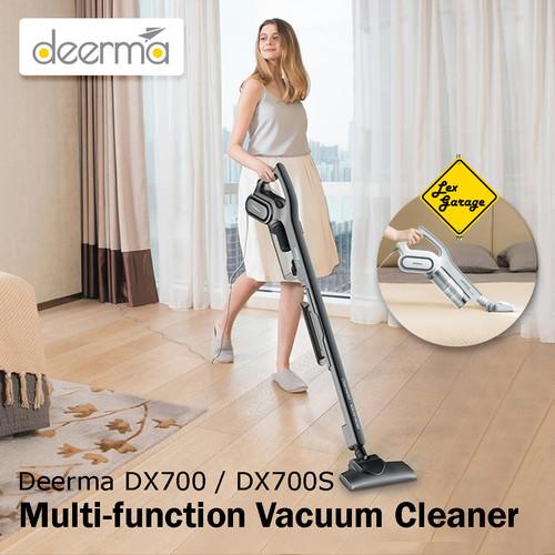 Foto Produk Vacuum Cleaner Xiaomi Deerma Multifunction Penyedot Debu - DX700 - Putih dari Lex Garage