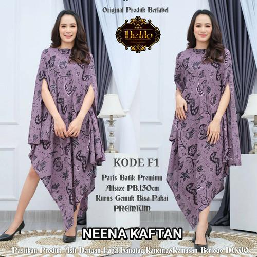 Foto Produk Asimetris Kaftan Batik Solo High Quality dari Jivan Batik