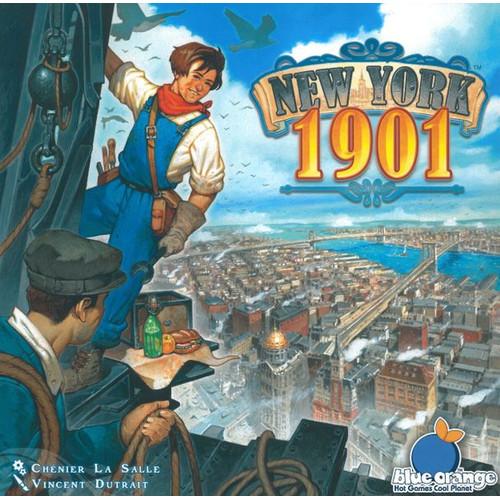 Foto Produk New York 1901 ( Original ) Board Game Store - TBG dari Toko Board Game