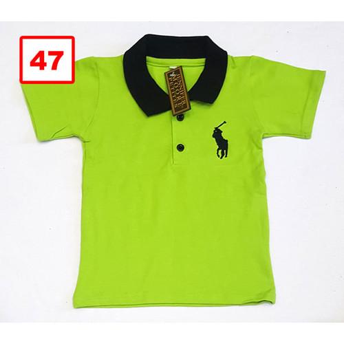 Foto Produk Polo Anak (6 th) Baju Berkualitas Harga Murah Langsung Dari Konveksi - A dari dg Grosir