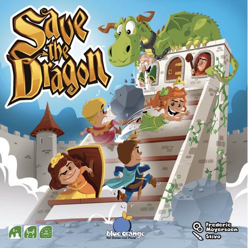 Foto Produk Save The Dragon ( Original ) Board Game Store - TBG dari Toko Board Game
