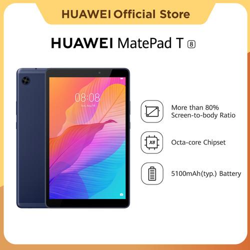 Foto Produk Huawei MatePad T8 2/32GB - Deepsea Blue dari Huawei Official Store