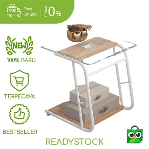 Foto Produk Bed Side Table Nakas Meja Samping Marina - Furnil Furniture dari furnil-furniture