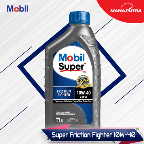 Foto Produk Mobil Super 2000 X2 10W-40 (1L) Oli Mesin - Super FF dari Mahaputra Bengkel