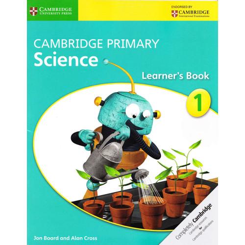 Foto Produk Buku Cetak Cambridge Primary Science Learners Book 1-6 / Black & White - Book 1 dari Ivy League